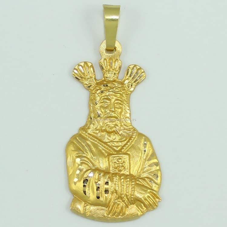 medalla del cautivo