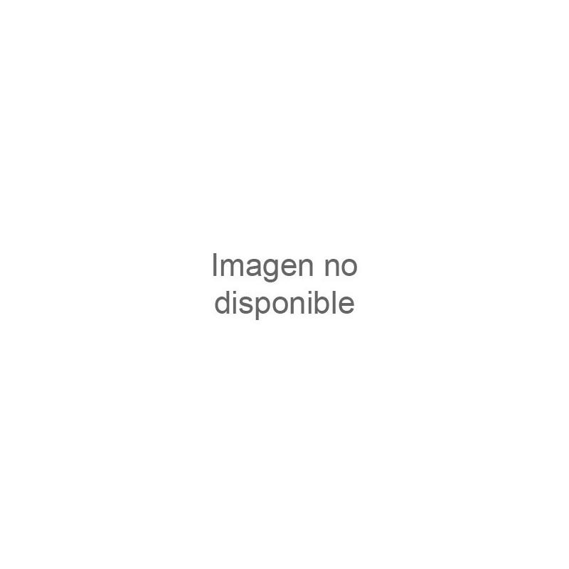Pendientes Sra con Circonitas-Oro blanco-6mm